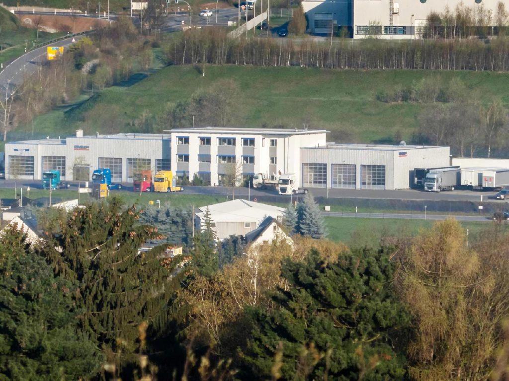 Unser Standort in Stollberg